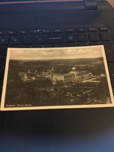 Vintage Postcard: Potsdam Neves Palais, Germany