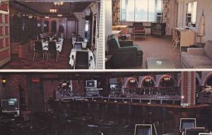 3-views,  Hotel Union, Sherbrooke,  Quebec,  Canada,  40-60s