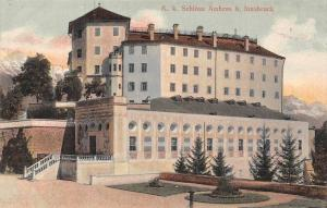 Austria K.k. Schloss Ambras b. Innsbruck, Tyrol, Castle