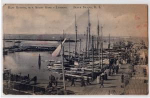 East Harbor, Mount Hope Landing, Block Island RI