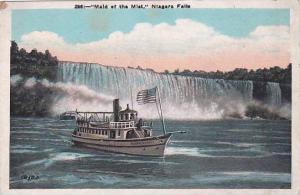 New York Niagara Falls Maid Of The Mist
