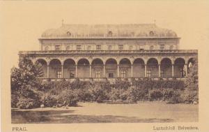 PRAG. , lustschloss Belvedere , Czech Republic , 1910s