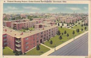 Ohio Federal Housing Project Cedar Development