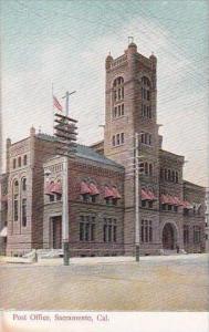 California Sacramento Post Office