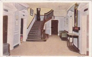 Virginia Mount Vernon Main Hall