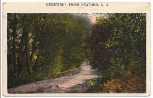 Seaford, L.I. New York