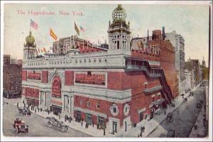 The Hippodrome, NY