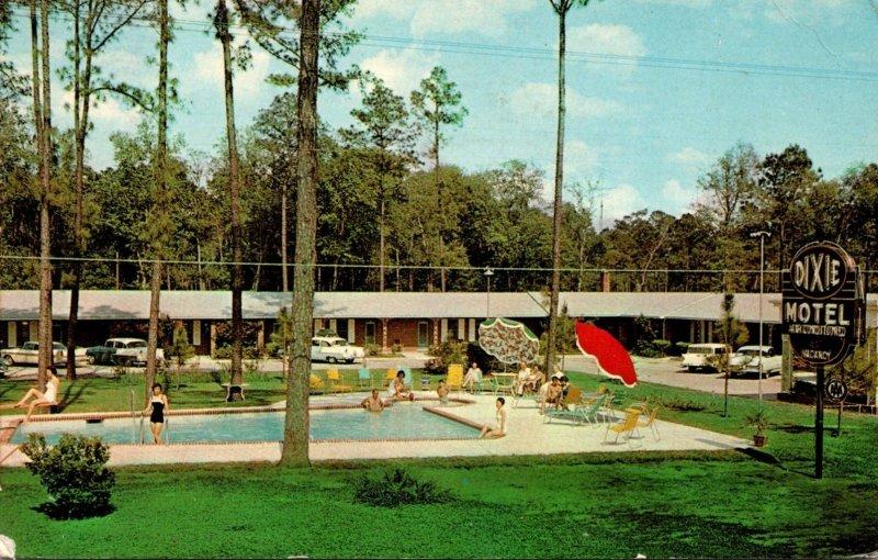 Georgia Adel Dixie Motel