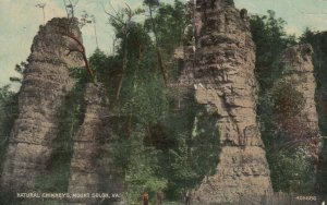 MOUNT SOLON , Virginia, PU-1923 ; Natural Chimneys
