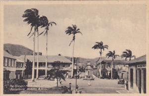 The Circus (Main Thoroughfare) , BASSETERRE , St. Kitts , B.W.I. , 00-10s