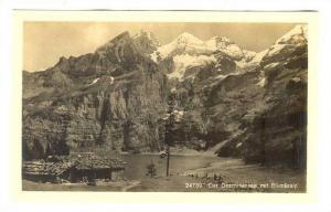 RP: Der Oeschinensee mit Blumlisalp , Switzerland, 00-10s