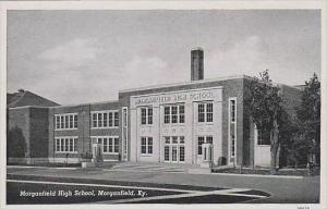 Kentucky Morganfield Morganfield High School