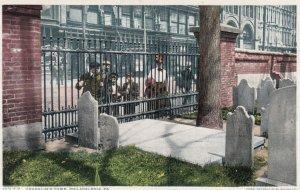 PHILADELPHIA, Pennsylvania, 1900-10s; Franklin's Tomb