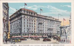 Hotel Whitcomb San Francisco California