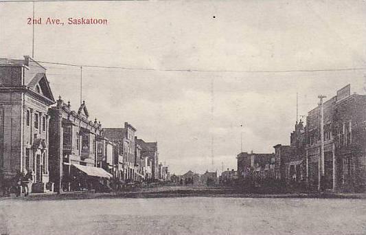 2nd Avenue, Saskatoon,Saskatchewan,Ca nada, 00-10s