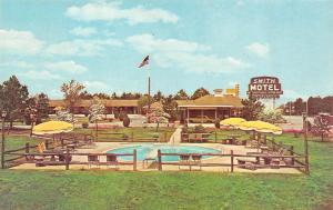 KENNESAW, GA  Georgia        SMITH MOTEL        Pool       ROADSIDE Postcard