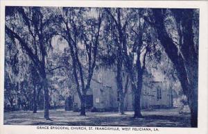 Louisiana West Feliciana Grace Episcopal Church Saint Francisville