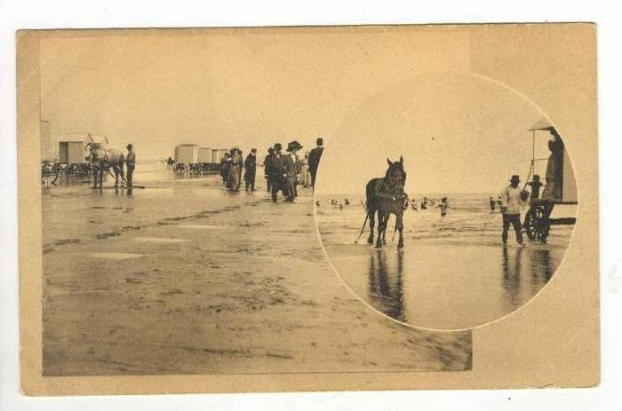 2 Scenes In Scheveningen (South Holland), Netherlands, 1900-
