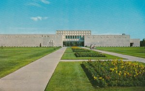 REGINA , Saskatchewan , Canada , 50-60s ; Museum of Natural History