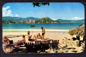 Roqueta Beach,Acapulco,Mexico BIN