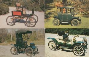 (4 cards) Antique Auto Museum - Southampton LI, Long Island, New York