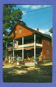 Weston, Vermont/VT Postcard, Vermont Country Store