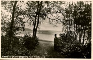 Netherlands - Huijbergen. Lake View.    *RPPC