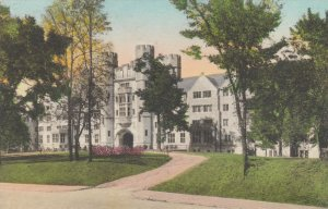 BLOOMINGTON , Indiana University , 00-10s ; Women's Memorial Hall