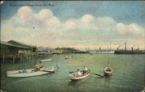 Caimanera Cuba From the Bay Publ in Chattanooga c1910 Postcard