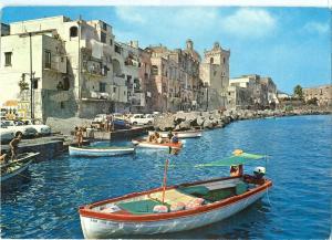 Italy, Ischia Ponte, Architettura Ischitana, 1975 used Postcard