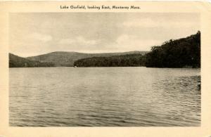MA - Monterey. Lake Garfield