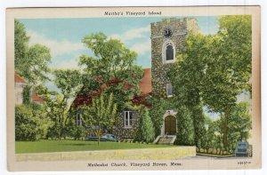 Vineyard Haven, Mass, Methodist Church