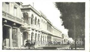 Habana Republic of Cuba Residences in Prado  Residences in Prado
