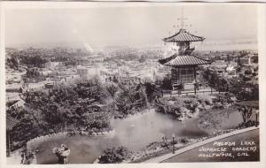 California Hollywood Pagoda Lake Japanese Gardens