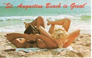 US    PC2537  SURF & SAND, ST AUGUSTINE BEACH, FL