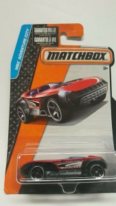 Matchbox Toy Car # 14 Whiplash