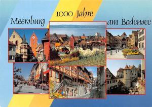 Meersburg am Bodensee multiviews Schloss Castle Street Shops Terrace