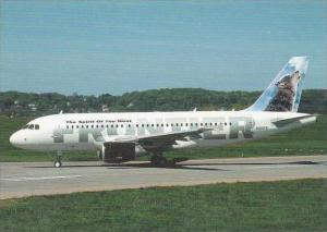 Airbus Industrie A319 111 N901FR