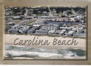 Carolina Beach , North Carolina , 60-80s ; Panorama view #3
