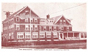Massachusetts   Nantucket Island , The Breakers Hotel