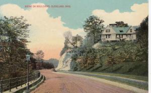 CLEVELAND, Ohio , 00-10s; Scene on Boulevard