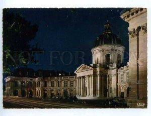 239539 FRANCE PARIS L'Institute de France illumine old