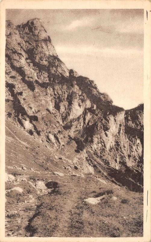 B25586 Busteni Bucegi Valea Malaesti   Bucsecs hegyseg prahova   romania