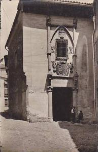 RP, Posada De La Hermandad, Toledo (Castilla La Mancha), Spain, 1920-1940s
