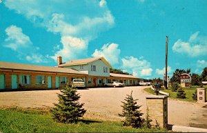 Illinois Hebron Hi-De-Ho Motel