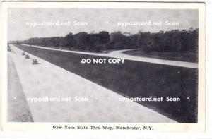 NY State Thru-Way, Manchester NY