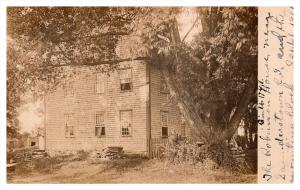 Rhode island Near  Saunderstown ,  the Robinson House  , RPC