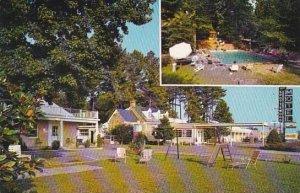 Virginia Williamsburg Gov Spottswood Motel With Pool