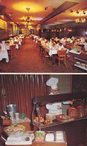 Dining Room, Chef, Mario's of Windsor, Windsor, Ontario, Canada, 40-60's