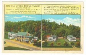 The Old Stone House Tavern,Roneys Point, West Virginia, 00-10s